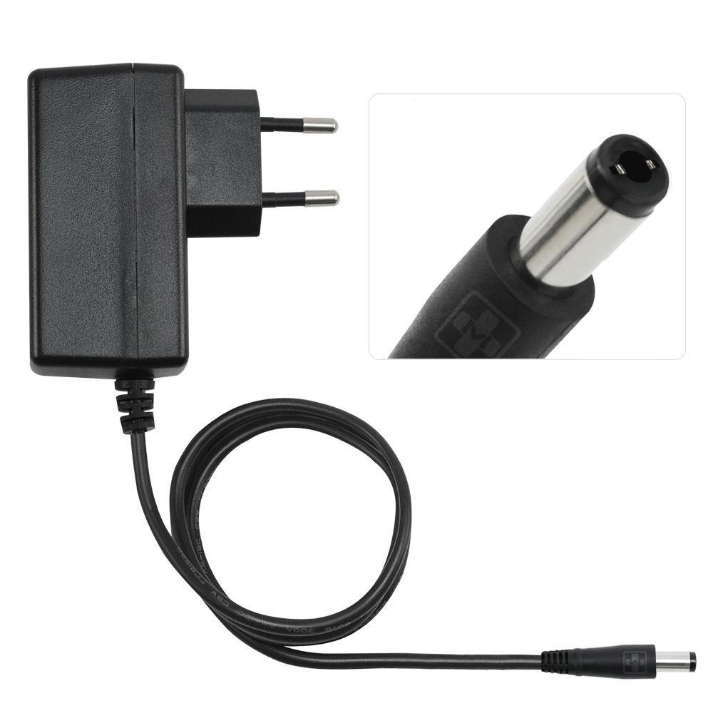 Fonte Carregador Mais Mania Uso Geral 12V 1A Plug P4 5.5x2.1