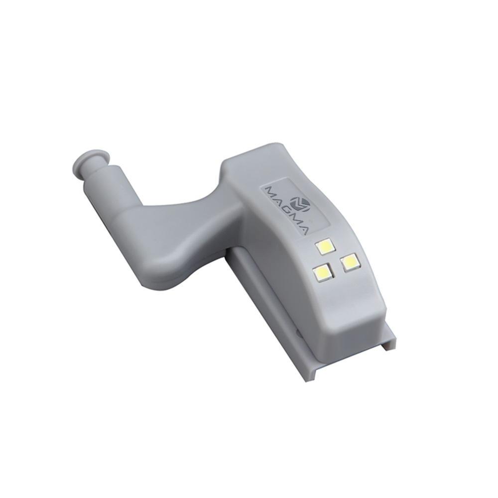 Luminária Inteligente de LED p Guarda Roupas e Armários