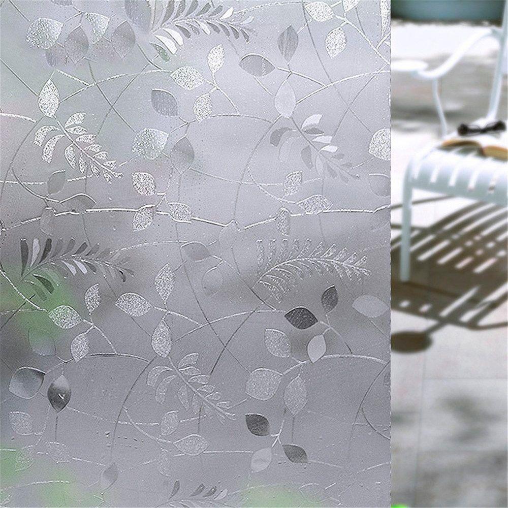 Película Adesivo Eletrostática Estática 3D Vidro Folhas
