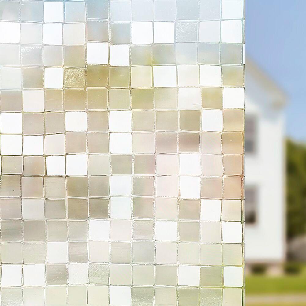 Película Adesivo Eletrostática Estática Vidro Ladrilhos