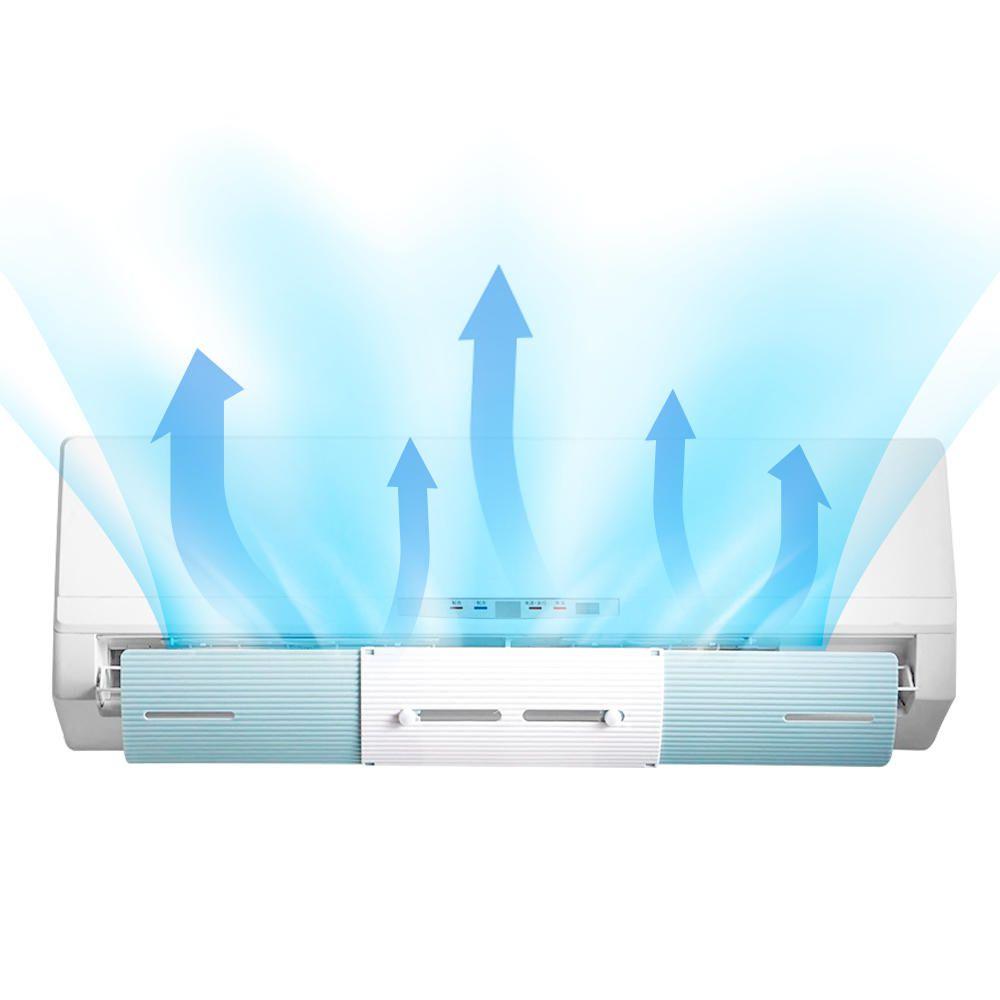 Suporte Defletor Direcionador Universal Para Ar Condicionado
