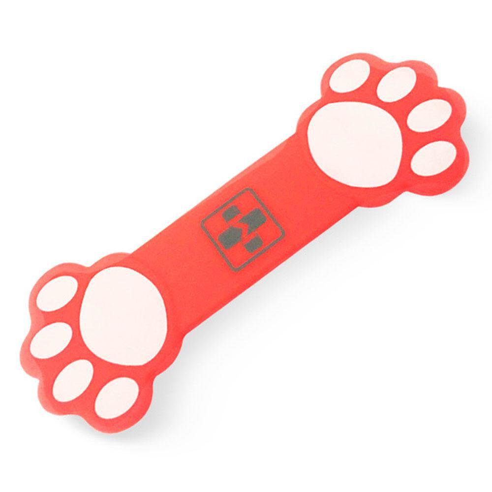 Suporte p Smartphone Mais Mania Patinhas Ventosa Finger Grip