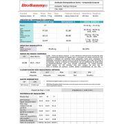 Bioimpedância Tetrapolar AF Sanny - BIA1011AF