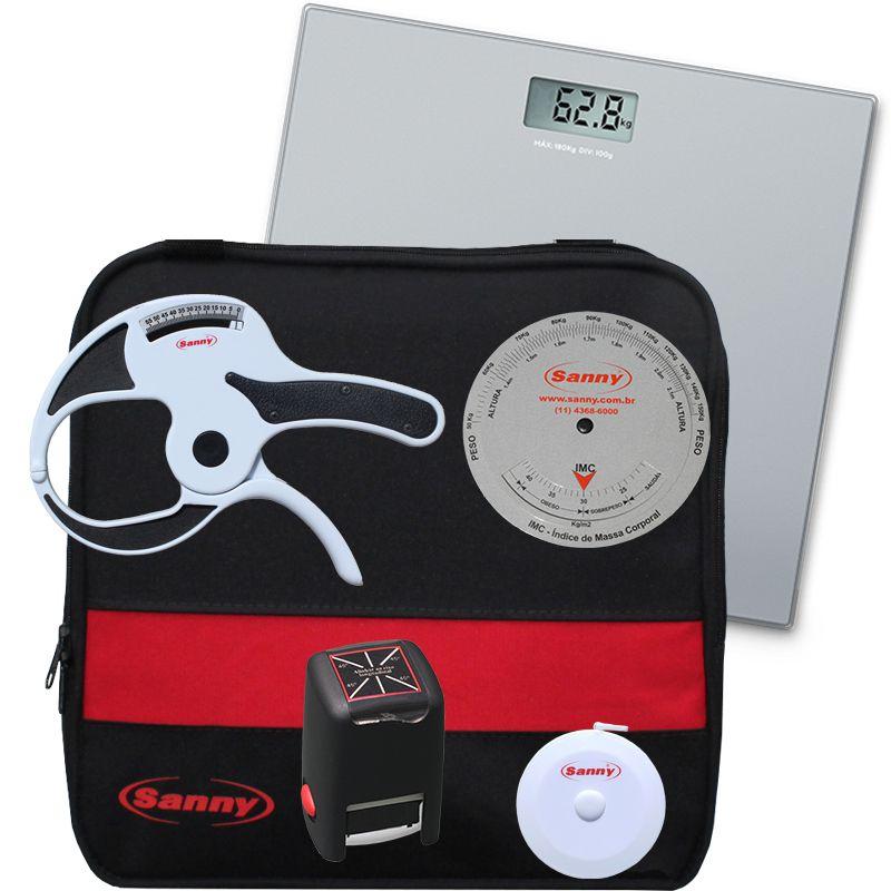 Kit Nutrição Clínico Sanny - KNS1015