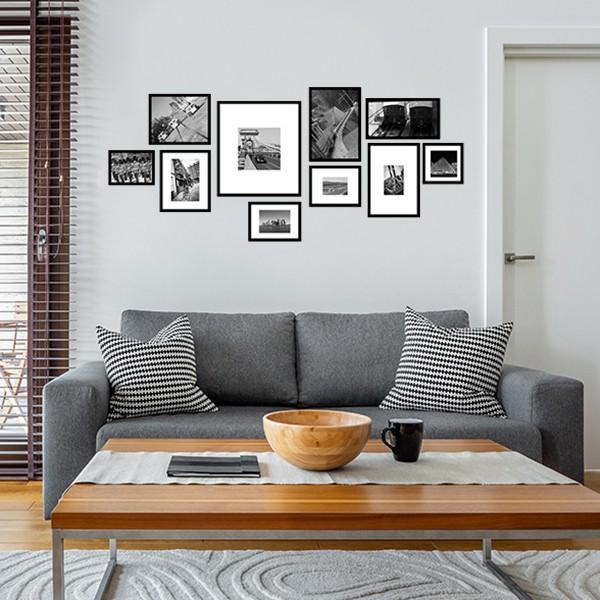 10  Molduras COM Revelação Fotográfica (160cm X 70cm)