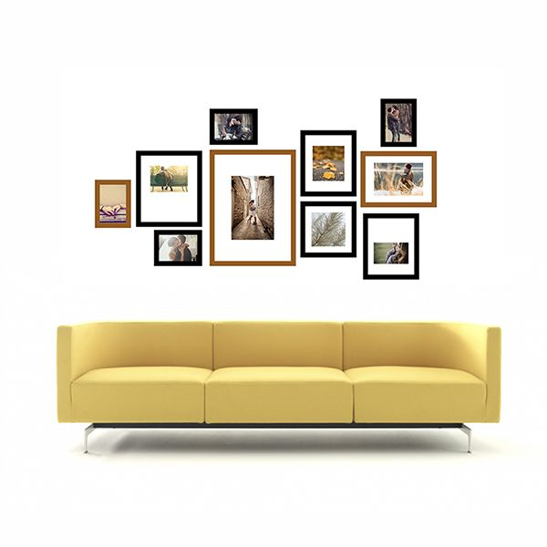 10 Molduras COM Revelação Fotográfica (170cm X 90cm)