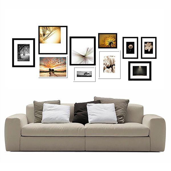 10 molduras COM Revelação Fotográfica (220cm X 90cm)