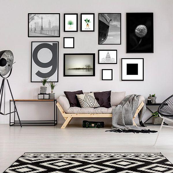 11 molduras com revelação fotográfica (200cm X 100cm)