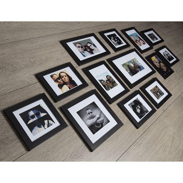 13 molduras com Revelação Fotográfica (145cm x 65cm)