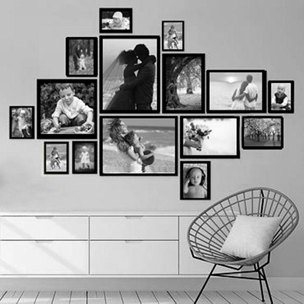 15 molduras COM revelação fotográfica (140cm X 100cm)