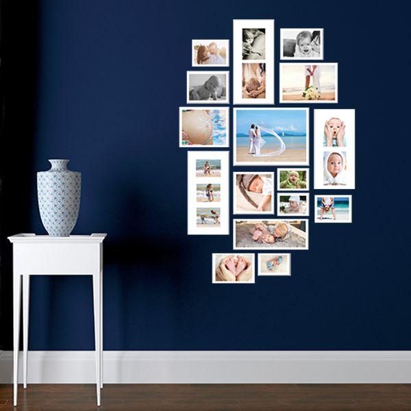 16 Molduras COM revelação fotográfica (100cm X 150cm)