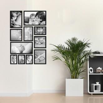 11 molduras COM Revelação Fotográfica (70cm  X 100cm)