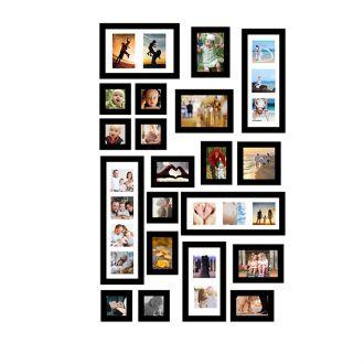 20 molduras COM 29 revelações fotográficas  (80cm X 125cm)