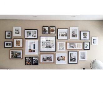 23 Molduras COM Revelação Fotográfica (280cm X 115cm)
