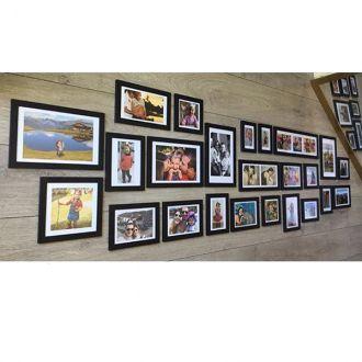 24 Molduras COM Revelação Fotográfica (250m X 70cm)