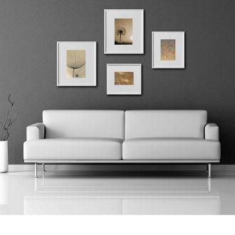 4 Molduras COM revelação fotográfica (150cm X 100cm)