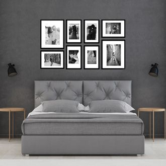 8 Molduras COM revelação fotográfica (150cm X 90cm)