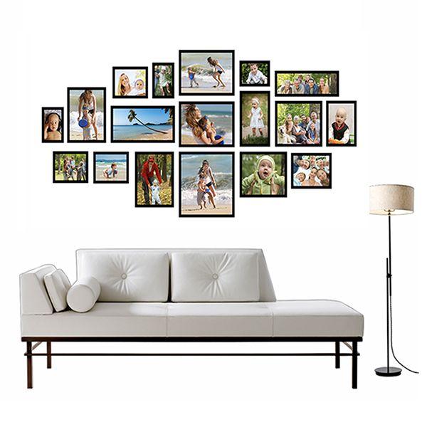18 molduras  COM Revelação Fotográfica  (190x90)