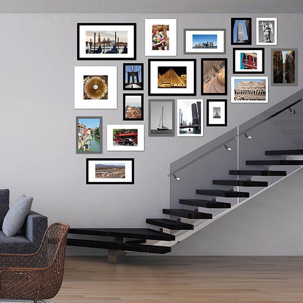 19 molduras COM Revelação Fotográfica (200cm X 150cm)