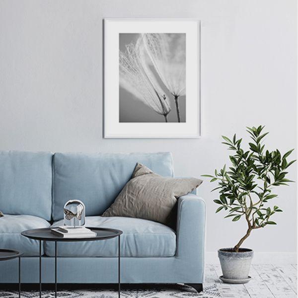 Moldura 45x60 + Revelação Fotográfica Fine Art