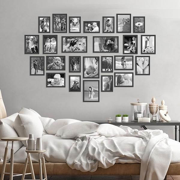 25 Molduras COM Revelação Fotográfica (145cm X 100cm)