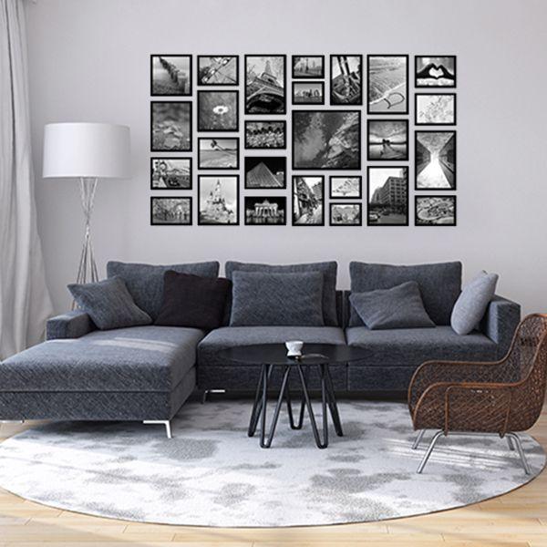 26 Molduras COM revelação fotográfica (170cm X 100cm)