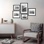 5 Molduras COM Revelação Fotográfica (70cm X 50cm)