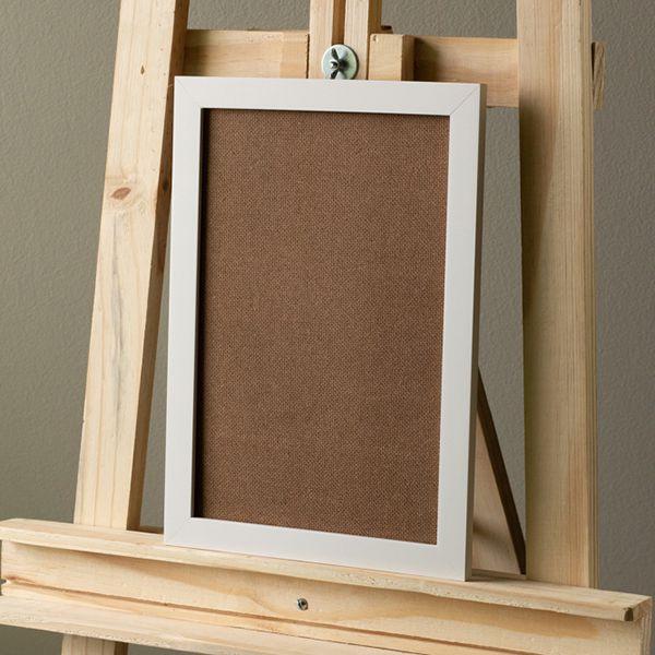 2 Molduras para foto/arte 20x30 COM vidro