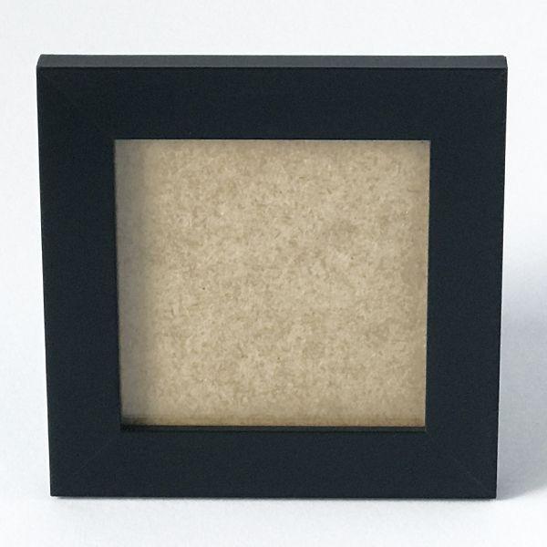 Moldura 10x10 COM vidro SEM relvelação fotográfica