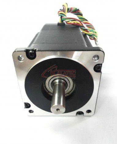 KML093-F07 - Motor de Passo HT Nema 34 - Torque 90Kg.cm