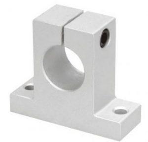 Suporte para eixo linear 25mm