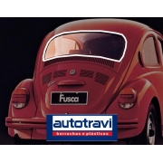 Borracha VIGIA PREMIUM (AUTOTRAVI) FUSCA 67/96 STD SEM ENCAIXE P/ FRISO
