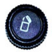 Botão do ACENDEDOR para painél do FUSCA