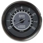 Conta Giros WILLTEC Fusca Rpm 8.000 Rpm Fusca Buggy 110mm