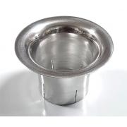 Corneta em alumínio para carburador FUSCA