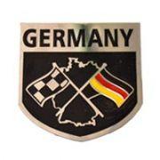 Emblema inox (colante) GERMANY