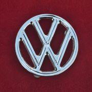 Emblema VW Capô FUSCA (em alumínio cromado)