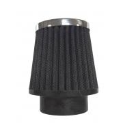 Filtro Cônico PRETO FUSCA 1300/1500/1600 11cm altura c/ elemento lavável