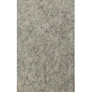 Forração capo dianteiro carpete cinza fusca 67/84*