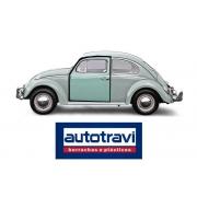 Guarnição porta VW FUSCA 52/77 AUTOTRAVI (PREMIUM)