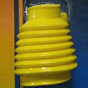 Kit Coifa EMPI (AMARELA) Cambio Silicone Fusca / Brasilia