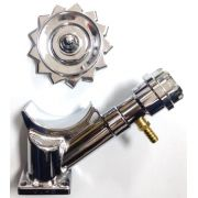 Kit cromado para alternador fusca