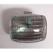 Lanterna luz auxiliar luz de ré (plástico)