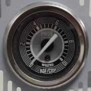 Manômetro Mecânico Pressão do Combustível 0-10kgf/cm²  52mm w04 629c
