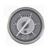 Manômetro Mecânico Pressão do Óleo 0-10kgf/cm² 52mm