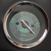 Manômetro Vácuo 52mm CRONOMAC Mecânico VW – Verde 145001VW