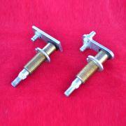 Par de eixo do limpador de para-brisa FUSCA 74/96