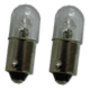Par de lâmpadas para lanternas LED SUPER BRANCA