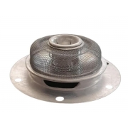 Peneira filtro de óleo com mola central