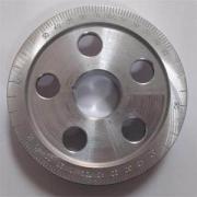 Polia Alumínio 147mm  rosca STANDER